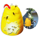 Hanging Wasp & Bee Trap- $7.50 with Free Shipping
